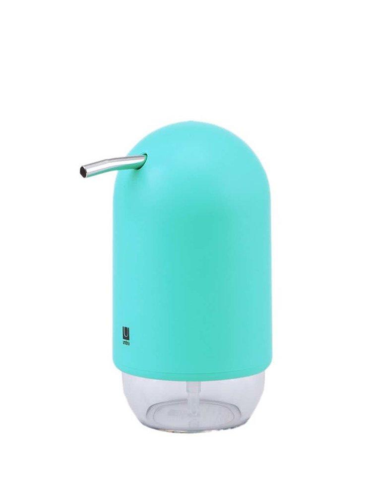 Tyrkysový dávkovač mýdla Umbra Touch