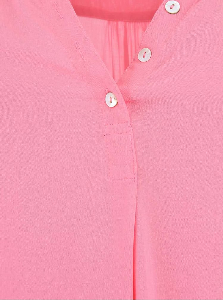Cămașa Fallow, de la ONLY - roz