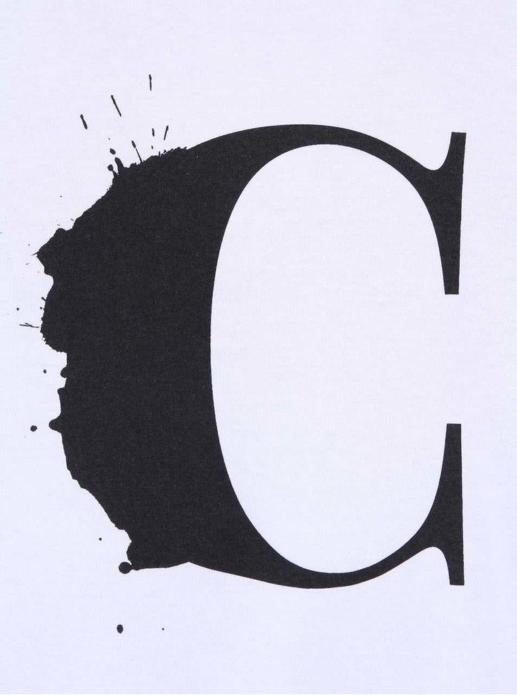 Bílé unisex tričko ZOOT Originál C
