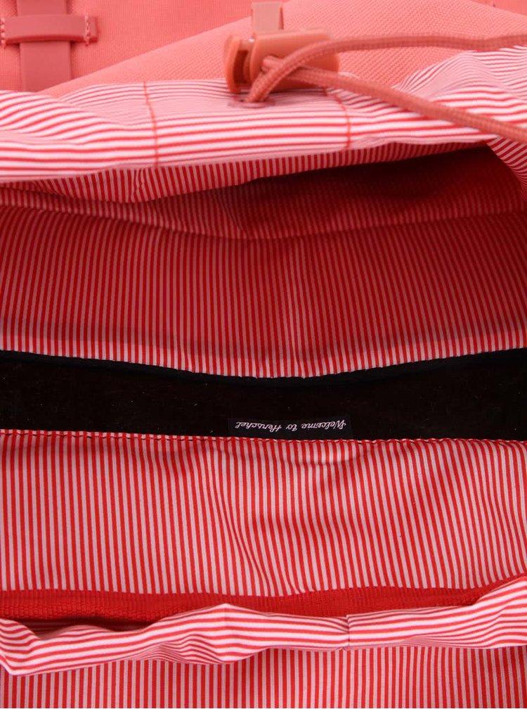 Korálový velký batoh Herschel Little America