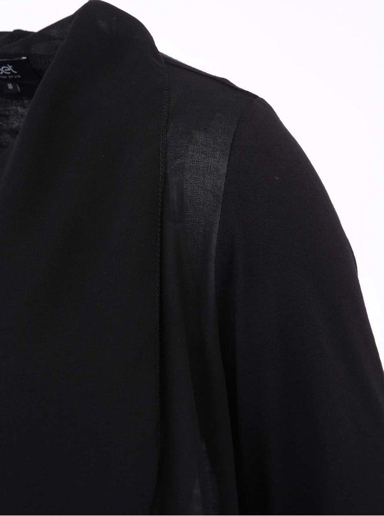 Černý lehký cardigan sorbet Irena