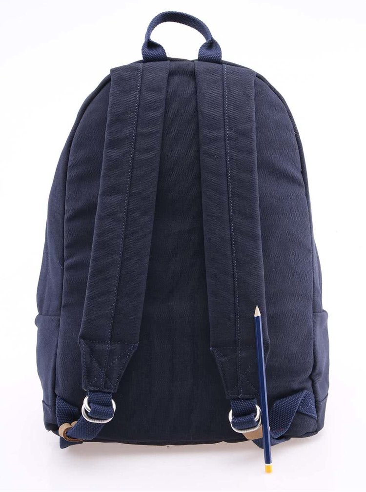 Modro-červený batoh Faguo Backpack