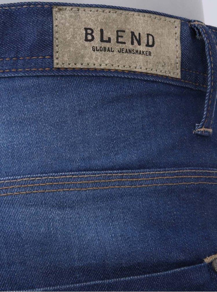 Tmavší volnější džíny Blend