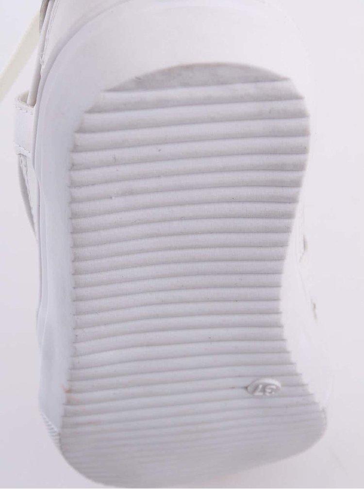 Bílé dámské kotníkové tenisky Bellfield Barambu