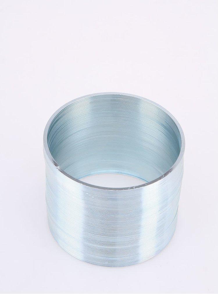 Stříbrná pružina Ridley's Springy