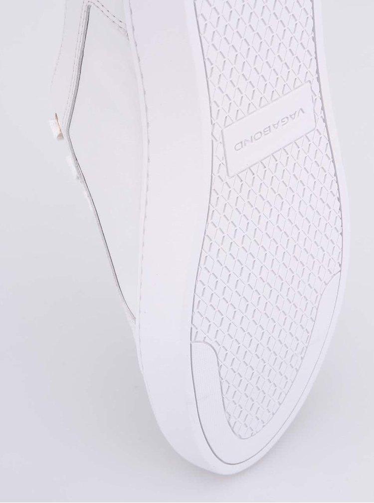 Bílé dámské kožené tenisky Vagabond Zoe
