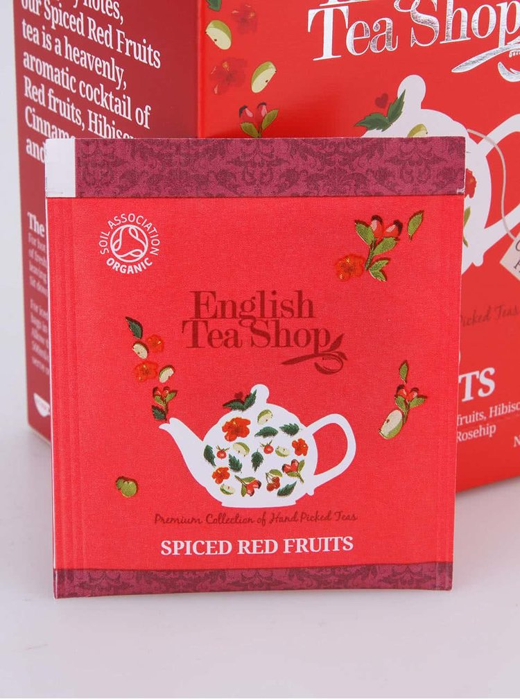 Černý čaj English Breakfast English Tea Shop Bio