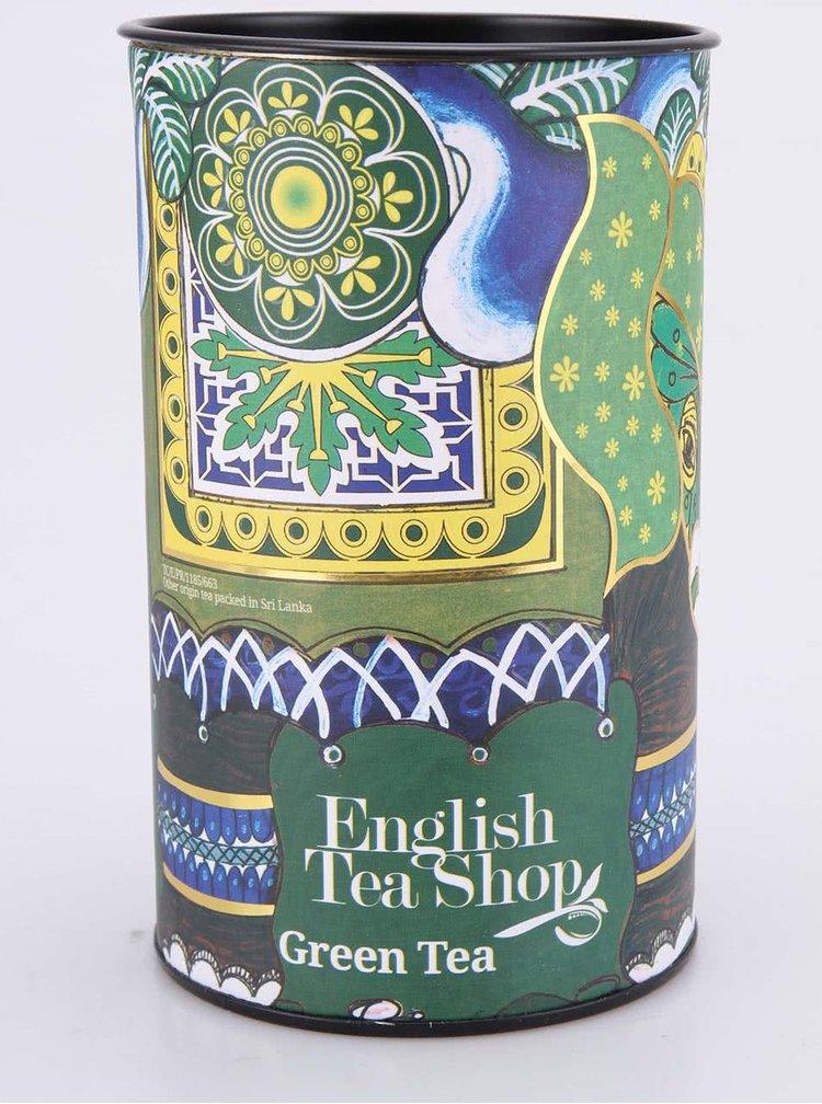 Darčekové balenie zeleného čaju v dóze English Tea Shop