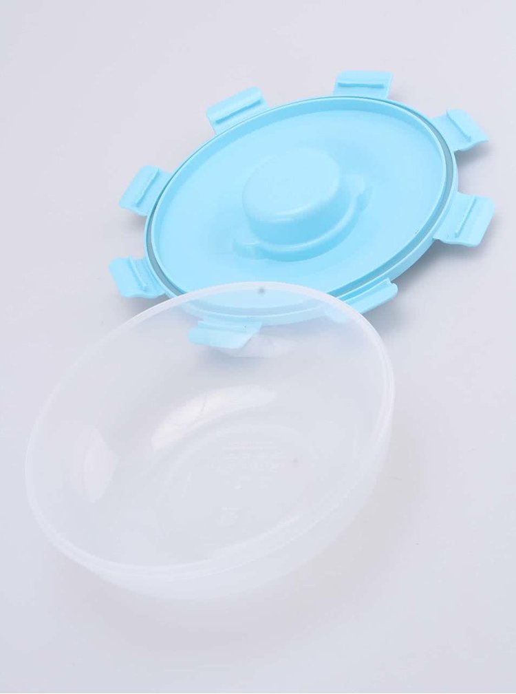 Kit de salata bleu, de la Prêt à Paquet