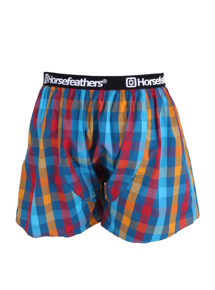 Boxeri Horsefeathers Apollo colorați