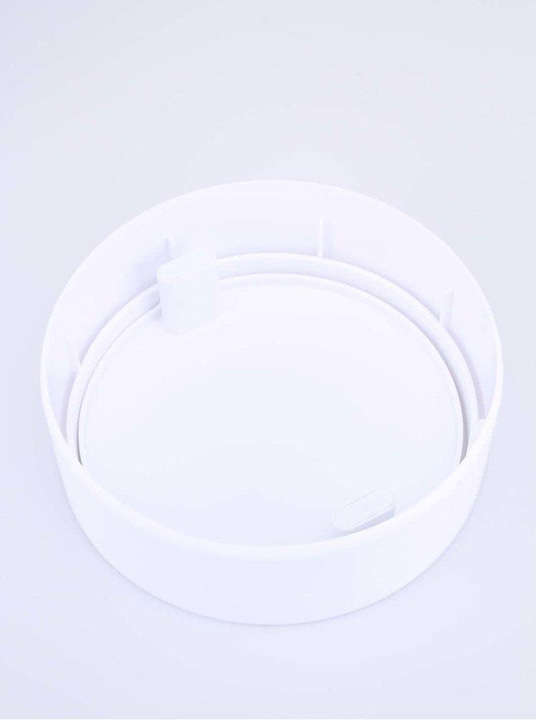 Biely odpadkový kôš s vekom Umbra Touch