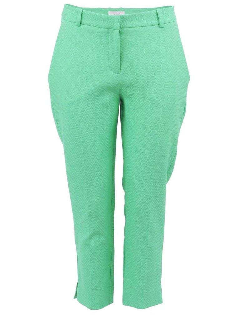 Pantaloni 7/8 verzi de la Almari