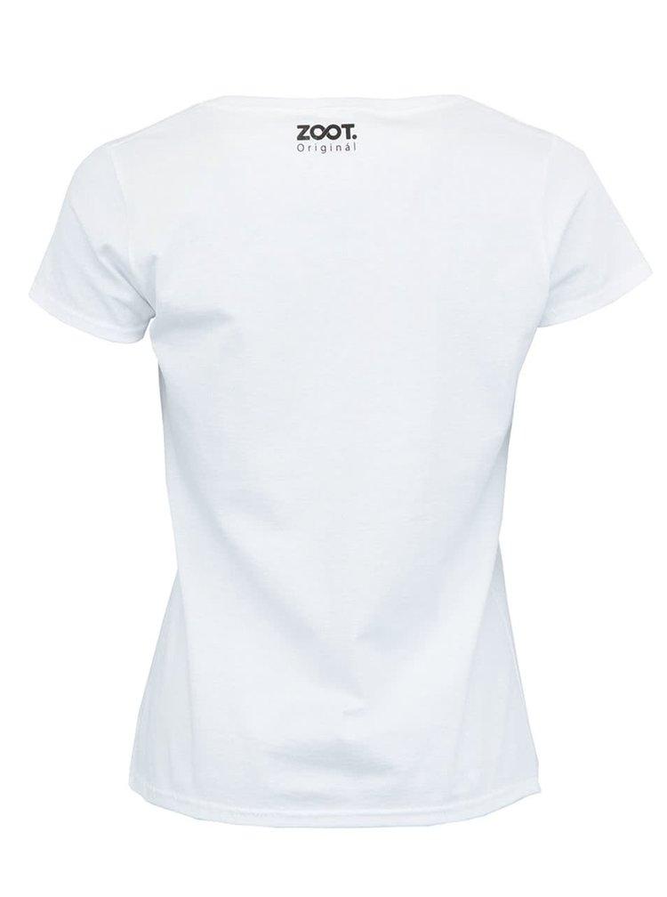 Dámské tričko ZOOT Originál Nejsem žádná buchta