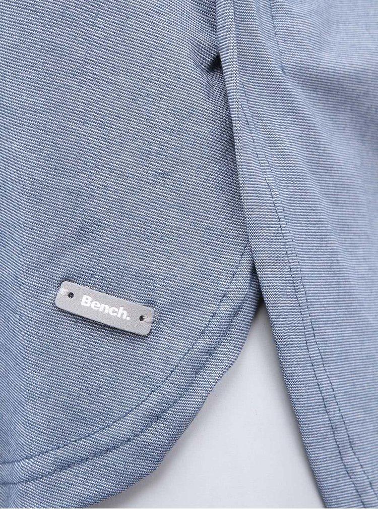 Maiou cu croială lejeră pentru femei Bench Rapout - albastru deschis