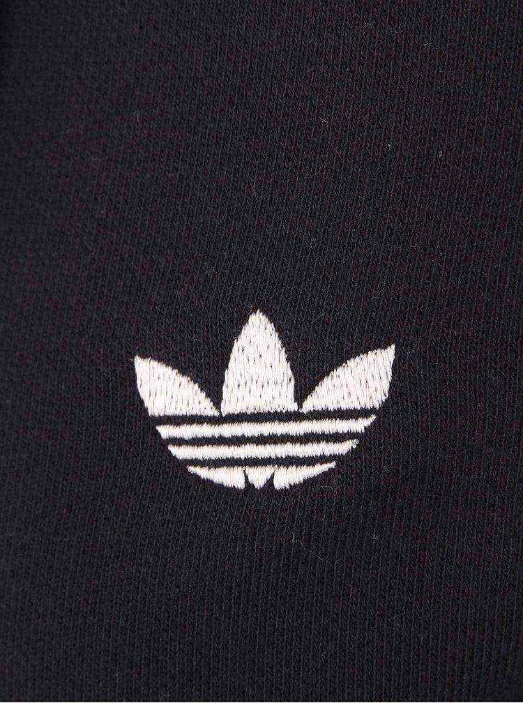 Černá dámská mikina na zip adidas Originals