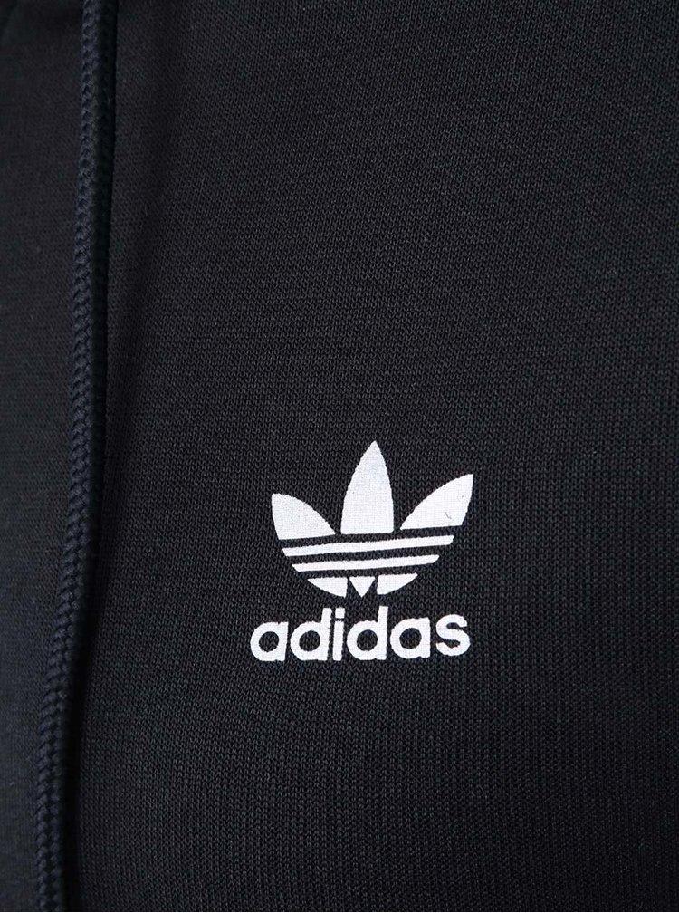 Černá dámská mikina s kapucí adidas Originals Flock