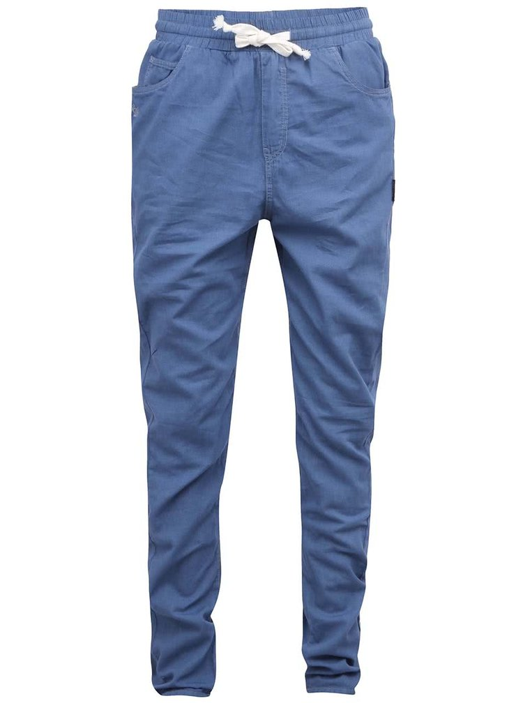 Modré pánske nohavice Ragwear Dino