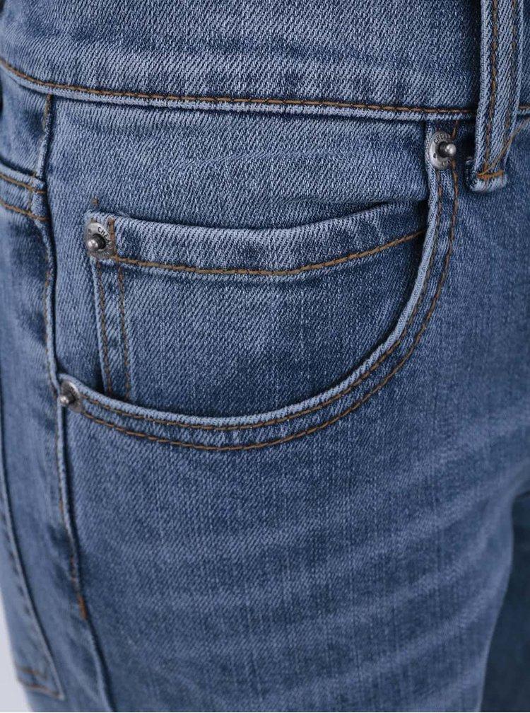 Jeansi de dama albastri mulati Cheap Monday