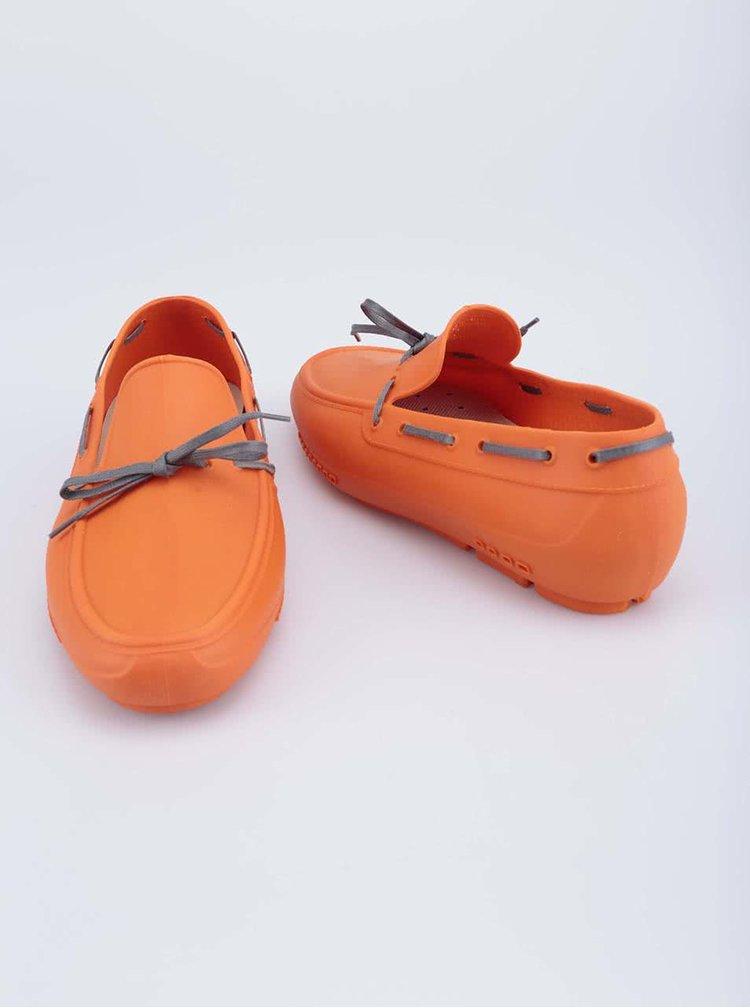 Mocasini ALDO Parrilli portocalii barbatesti