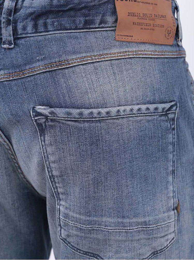 Tmavě modré džíny !Solid Fred