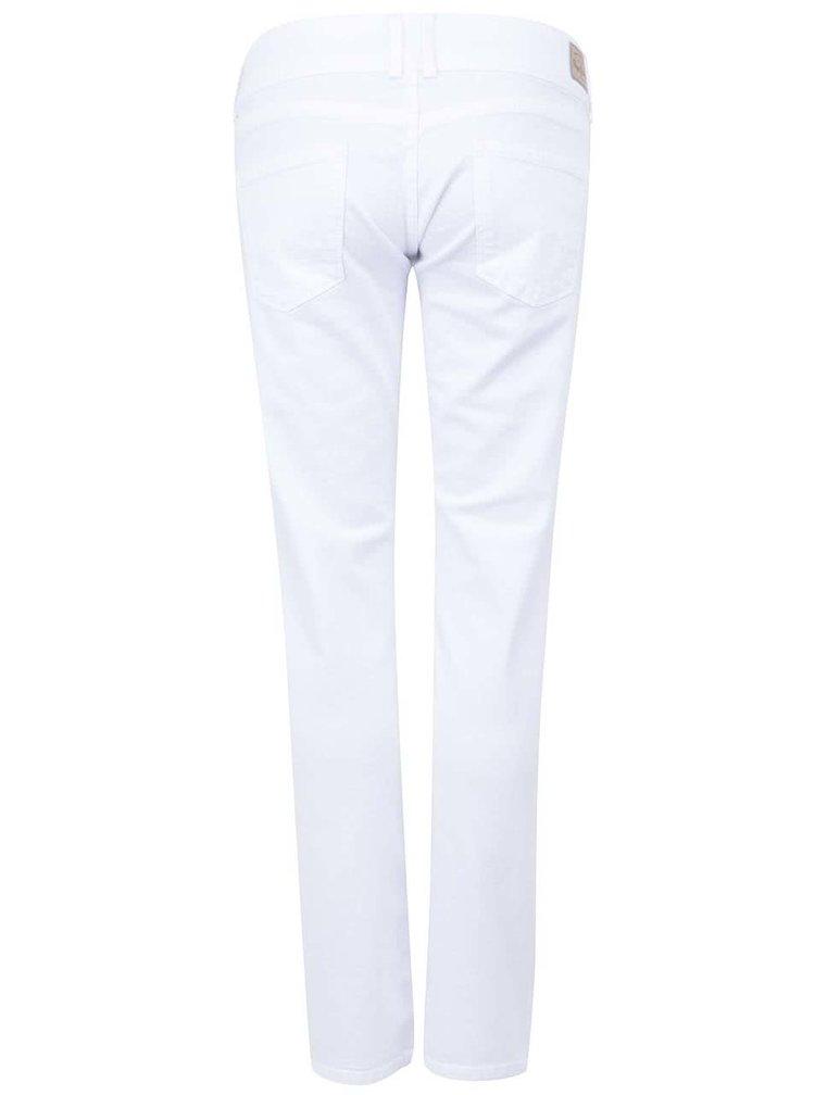 Jeansi albi de dama Pepe Jeans Vera
