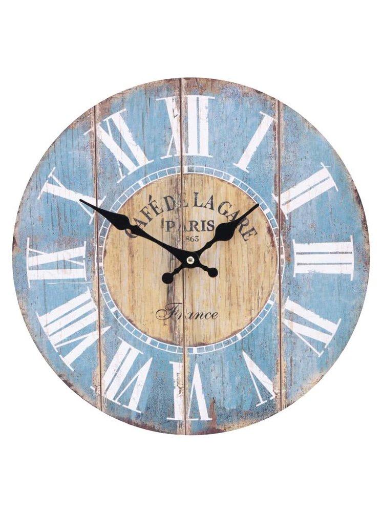 Ceas din lemn Dakls Café de Lagape