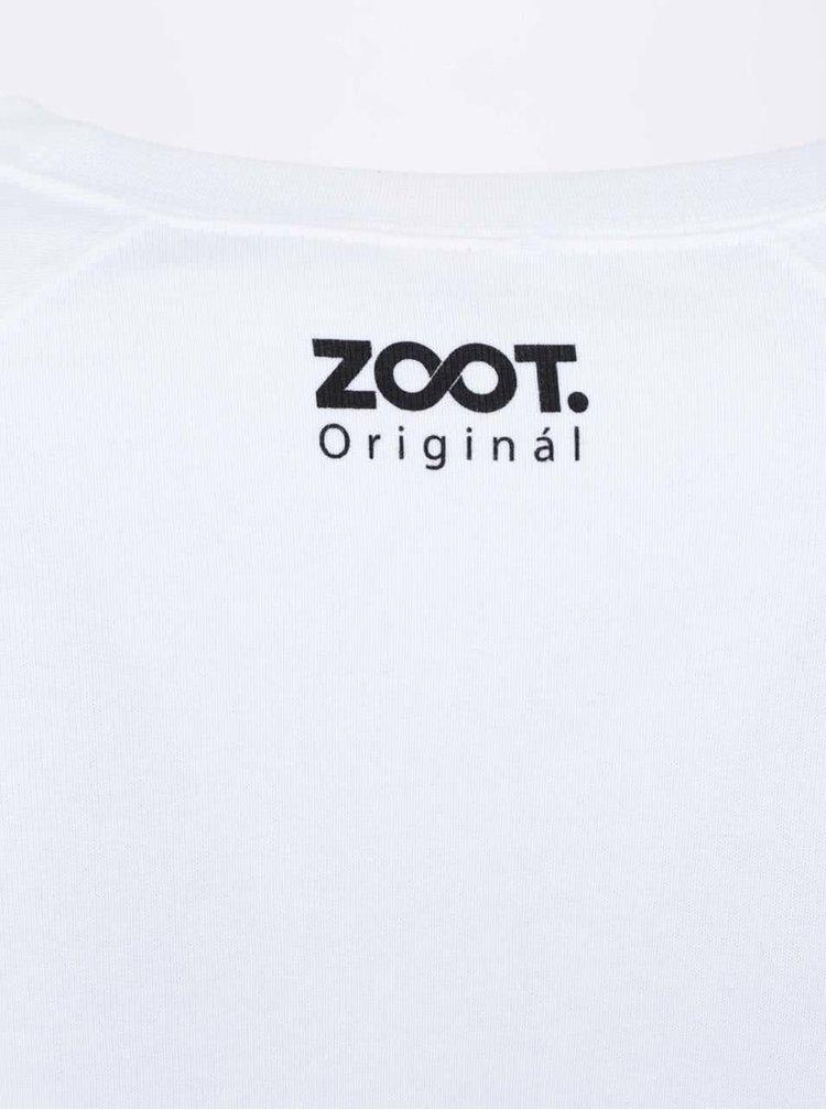 Bílé dámské tričko ZOOT Originál Shake