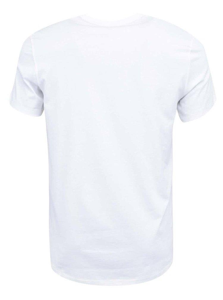 J. Lindeberg White Axtell T-shirt