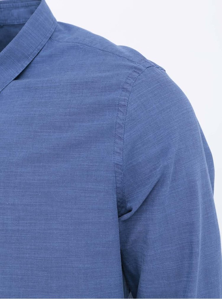 Modrá košile J.Lindenberg Frank Dani