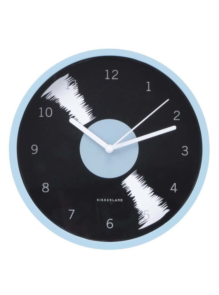 Ceas de perete Kikkerland Record