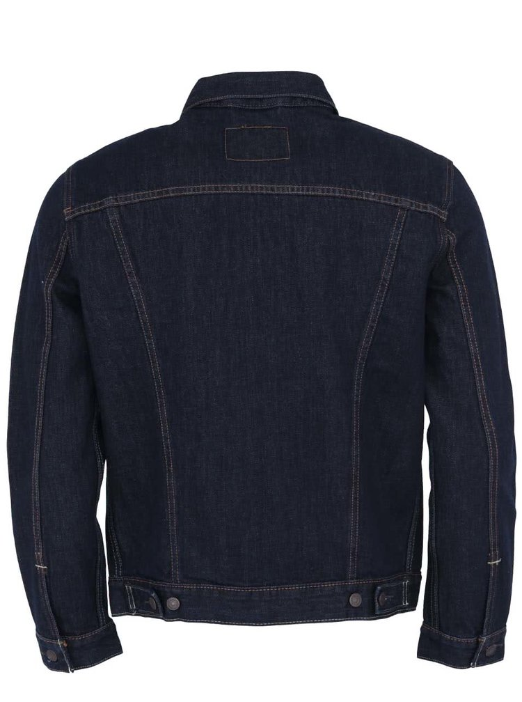 Tmavě modrá pánská džínová bunda Levi's® The Trucker