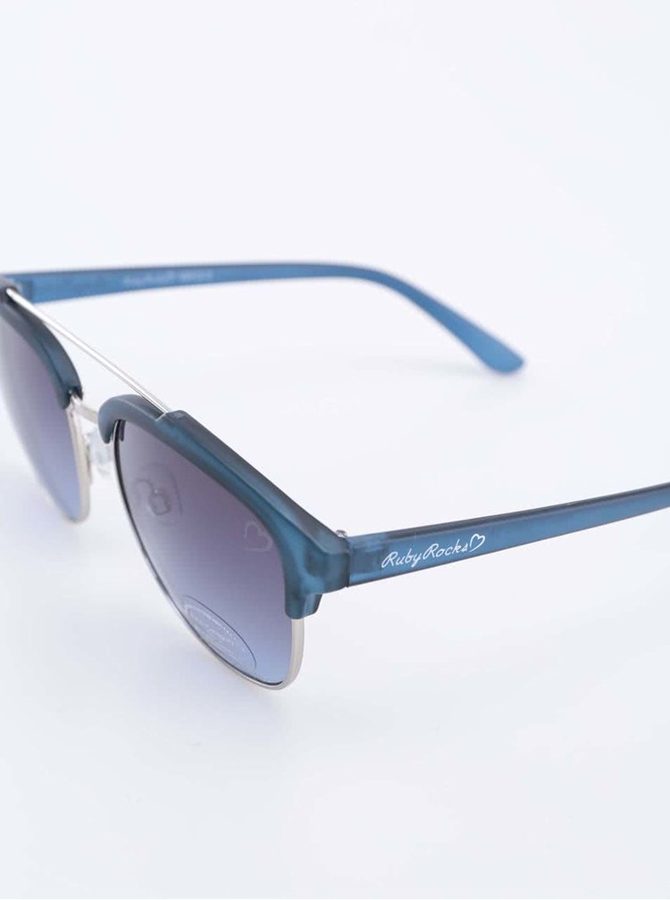 Ochelari de soare albastri Ruby Rocks