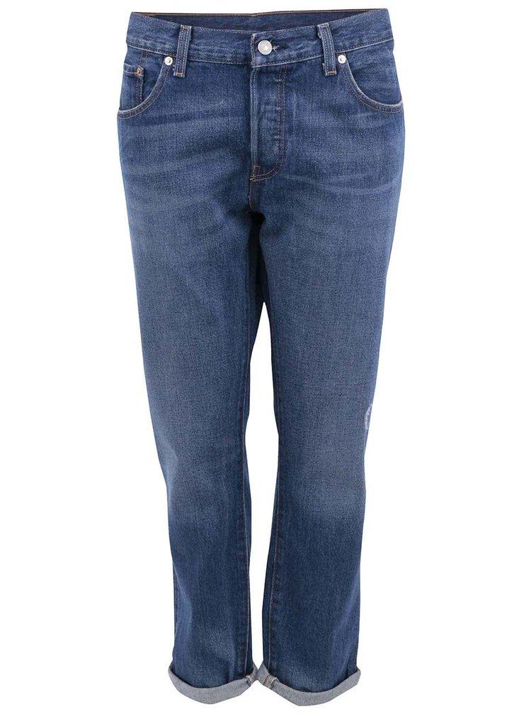 Modré dámské džíny Levi's® 501 Revel Cali