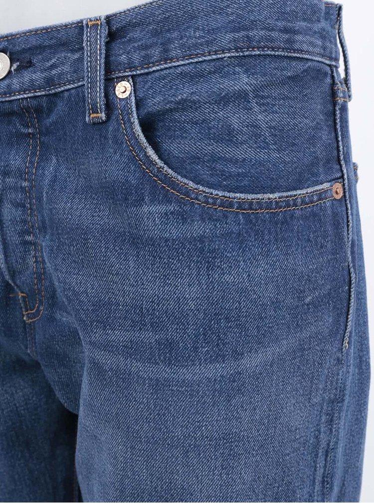 Jeansi de dama albastri Revel Cali de la Levi's® 501