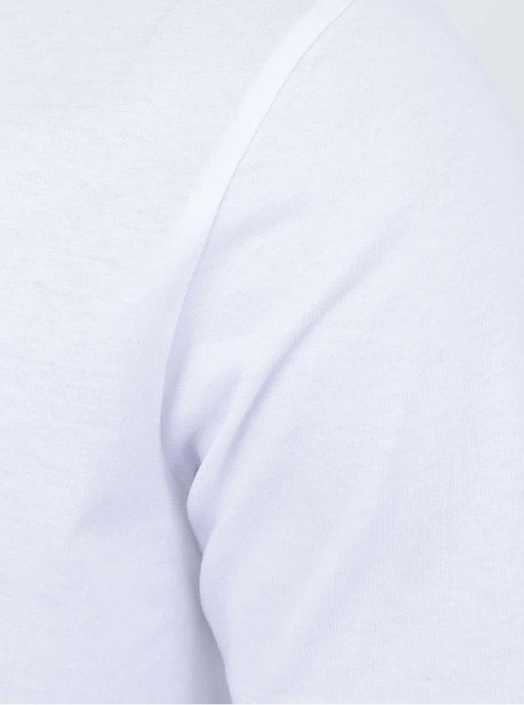 Biele pánske tričko ZOOT Originál Háček