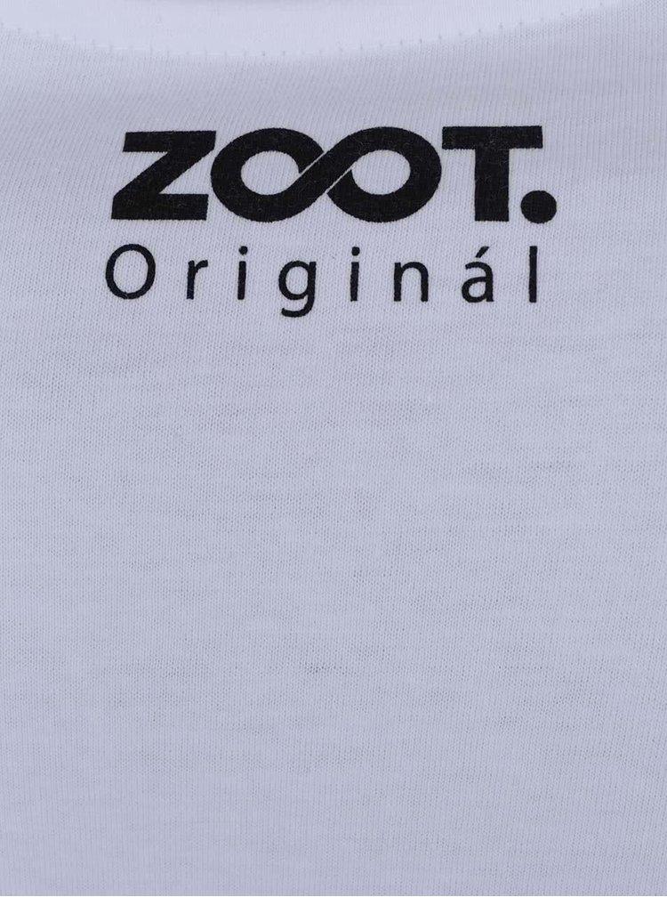 Biele pánske tričko ZOOT Originál H2O