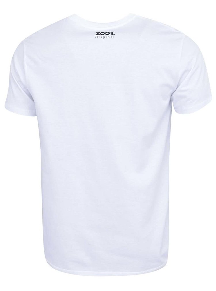 Tricou bărbătesc ZOOT Original alb