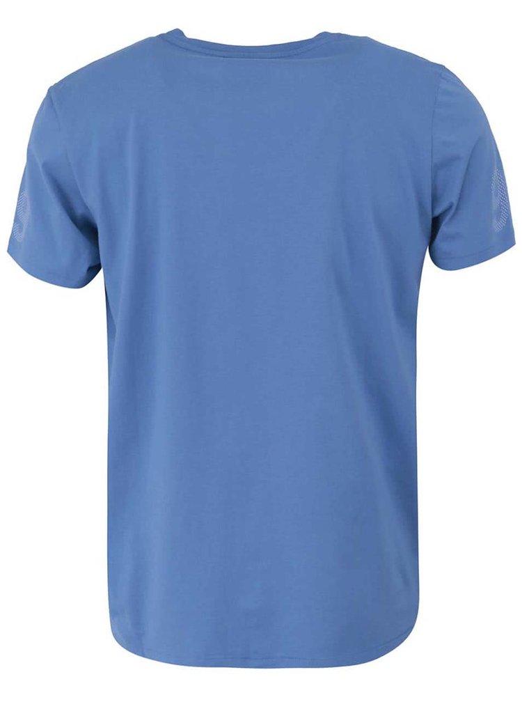 Tricou bleu cu imprimeu WeSC Dot 9