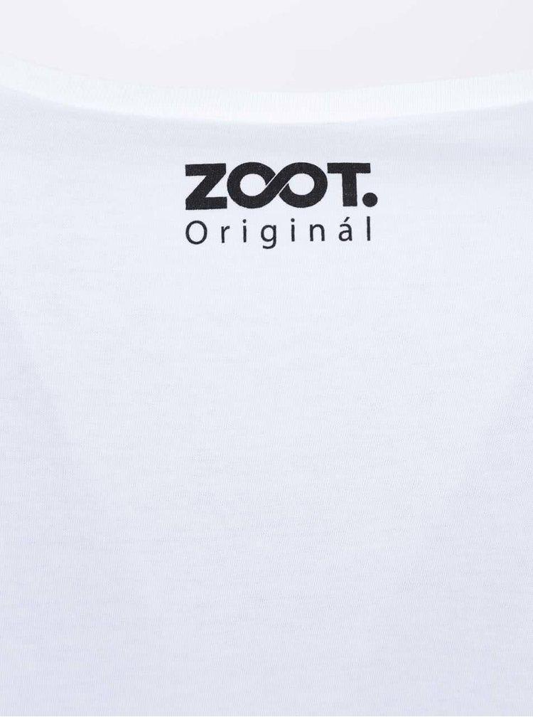 Bílé dámské tričko ZOOT Originál Dělám si to ráda sama