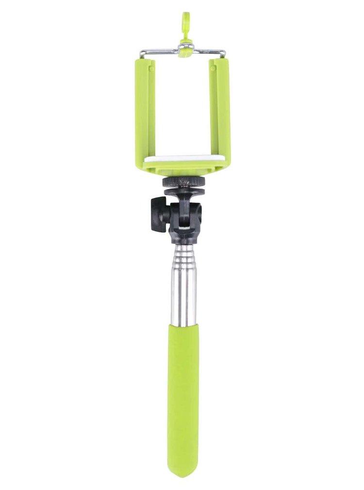"Zelený držák na ""selfie"" Helio Ferretti"