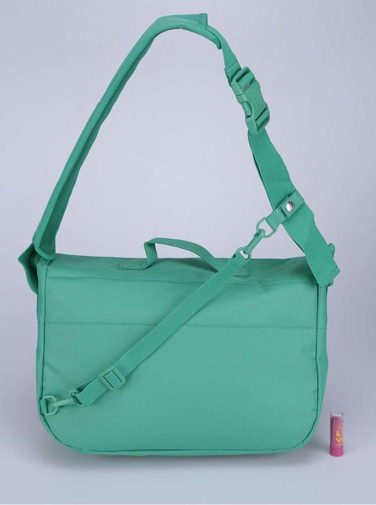 Zelená taška cez rameno Herschel Pop Quiz Messenger