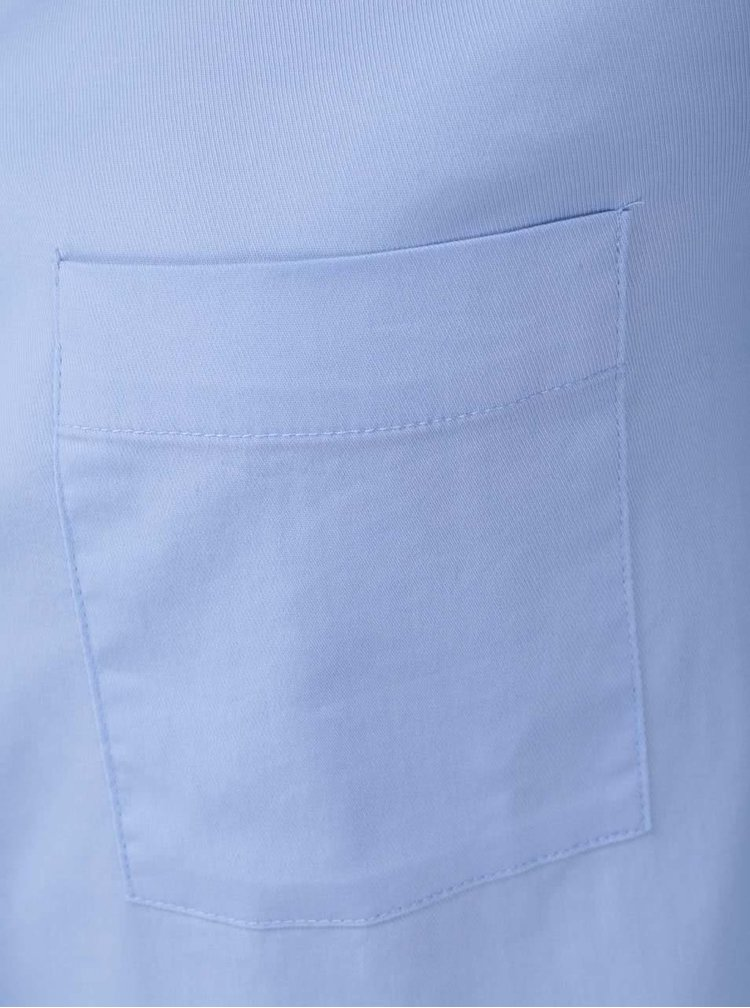 Světle modrá košile VILA Pitta