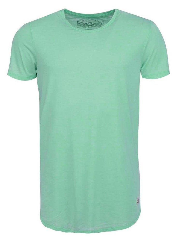 Zelené tričko Jack & Jones Doco