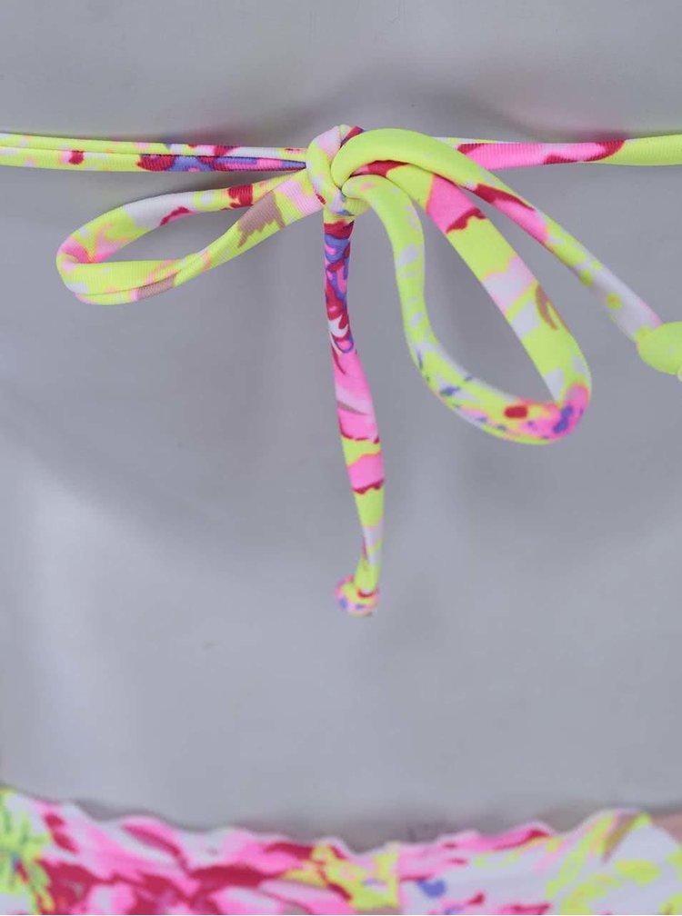 Costum de baie Relleciga Oz cu imprimeu floral