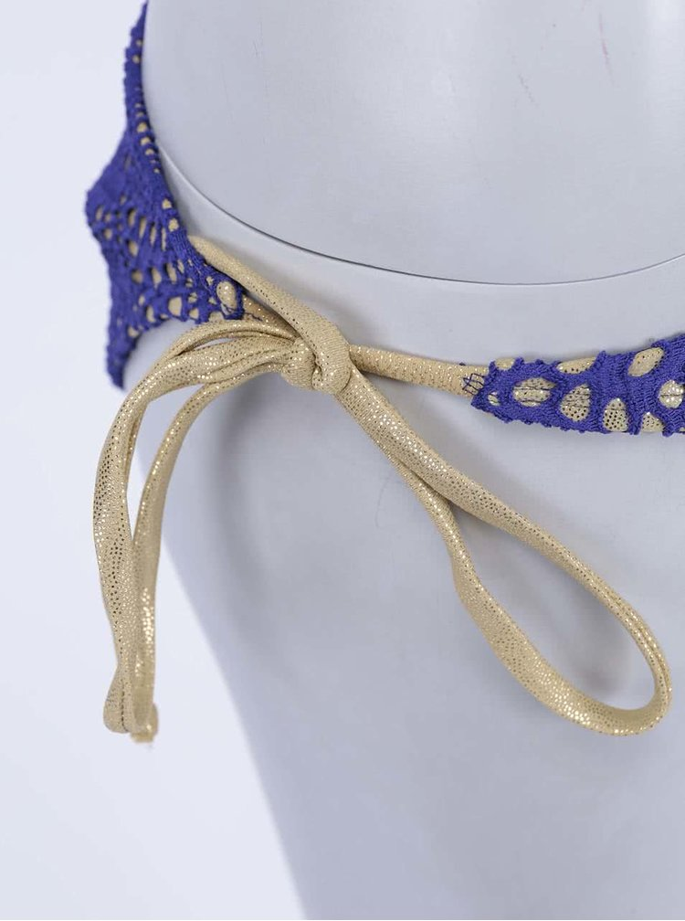 Costum de baie Relleciga Marianne mov-auriu