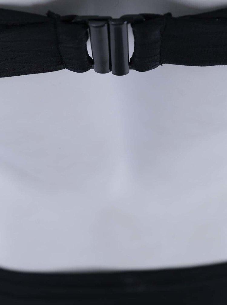 Černé dvoudílné bikiny Relleciga Cherry