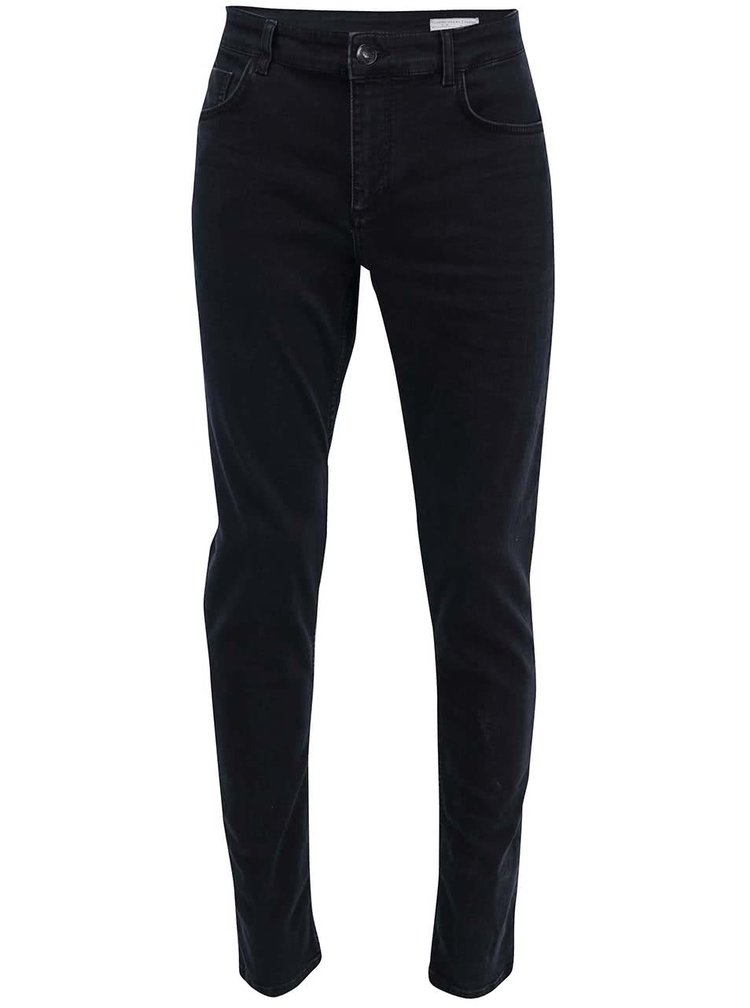 Blugi slim-fit Selected Homme Two Mario negri