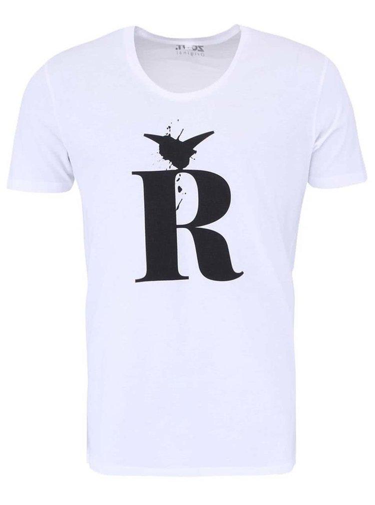 Bílé unisex tričko ZOOT Originál Ř