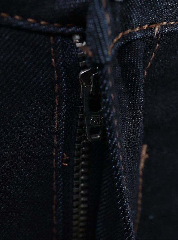 Jeanși slim VILA Commit bleumarin