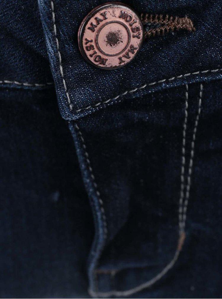 Modré slim džíny Noisy May Eve
